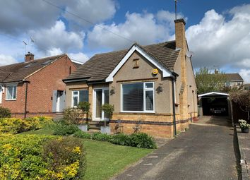 Thumbnail 2 bed detached bungalow for sale in Hammond Way, Market Harborough