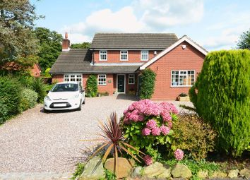 Thumbnail 4 Bed Detached House For Sale In Foxglove Hollow Highlows Lane Yarnfield
