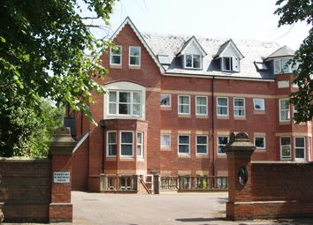 Thumbnail 2 bed flat to rent in Guys Cliffe Avenue, Leamington Spa