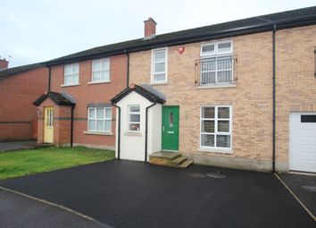 Thumbnail 3 bed terraced house for sale in Glencraig Manor, Antrim