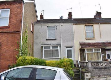 Thumbnail 2 bedroom terraced house for sale in Sebastopol Street, St. Thomas, Swansea