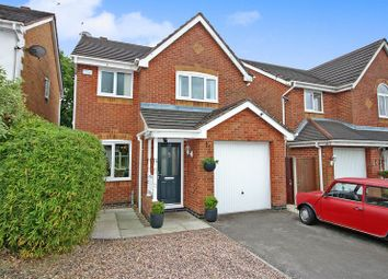 Thumbnail 3 bed detached house for sale in Woodgate Hill Road, Bury
