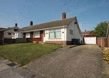 Thumbnail 2 bed semi-detached bungalow to rent in 70 Bedingfield Crescent, Halesworth, Suffolk