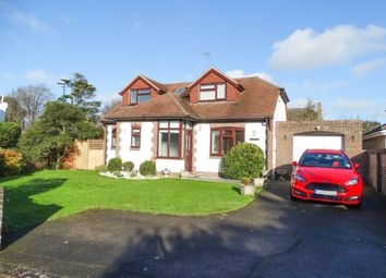 Thumbnail 3 bed detached house for sale in Canon's Close, Aldwick, Bognor Regis