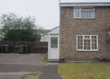 Thumbnail 2 bed end terrace house to rent in St. Margarets Park, Ely, Cardiff