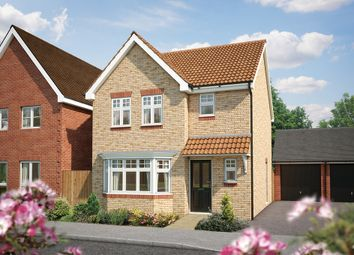 "Thumbnail 3 bed detached house for sale in ""The Epsom"" at Hadham Road, Bishop's Stortford"