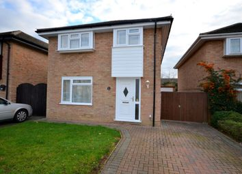 Thumbnail 4 bed detached house to rent in Barley Close, Hartwell, Northampton
