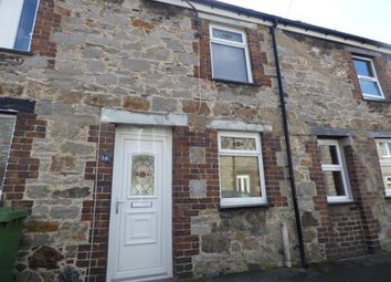 Thumbnail 2 bed terraced house for sale in Fountain Street, Bangor, Gwynedd