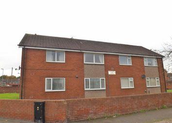 Thumbnail 2 bed flat for sale in Warkworth Court, Ellesmere Port