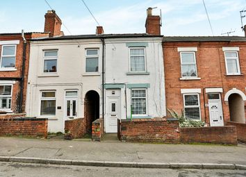 Thumbnail 3 bed terraced house for sale in Queens Road North, Eastwood, Nottingham