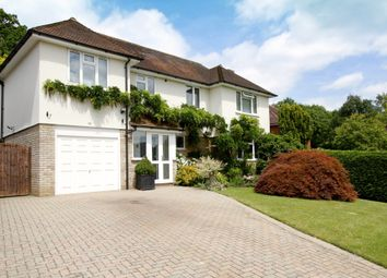 Thumbnail 4 bed property for sale in Hurst Farm Road, East Grinstead, West Sussex