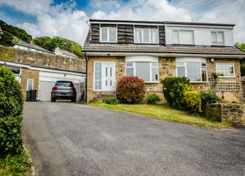 Thumbnail 3 bedroom semi-detached house for sale in Peace Hall Drive, Huddersfield