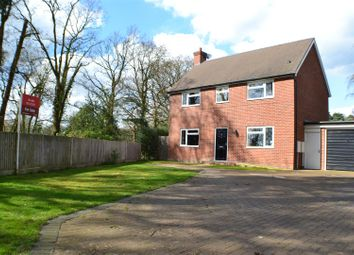 Thumbnail 4 bed detached house for sale in Whitedown Road, Tadley