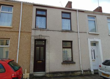 Thumbnail 3 bed terraced house to rent in Delabeche Street, Llanelli
