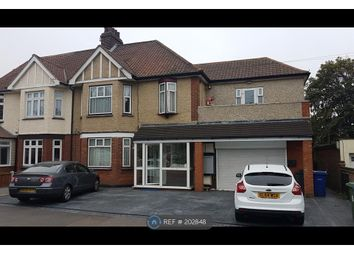 Thumbnail 4 bed flat to rent in Palmers Avenue, Grays