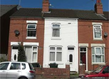 Thumbnail 2 bedroom terraced house to rent in Chandos Street, Coventry, West Midlands