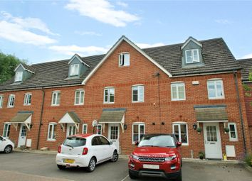 Thumbnail 3 bed town house for sale in Poperinghe Way, Arborfield, Berkshire