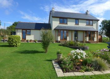 Thumbnail 5 bedroom detached house for sale in Gwelfor, Fishguard
