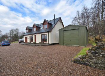 Thumbnail 5 bed detached house for sale in Upper Inverroy, Roy Bridge