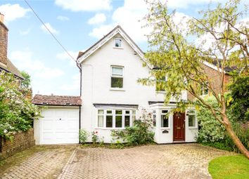 Thumbnail 3 bed detached house for sale in Copthorne Bank, Copthorne, West Sussex