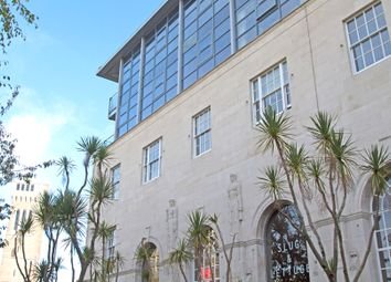 Thumbnail 2 bedroom flat for sale in Notte Street, Plymouth