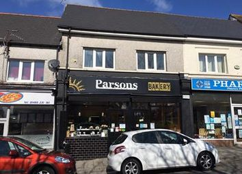 Thumbnail Retail premises for sale in 8 Central Buildings, Oakdale, Blackwood