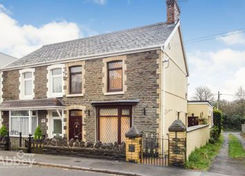 4 bed semi-detached house for sale in New Road, Neath Abbey, Neath SA10