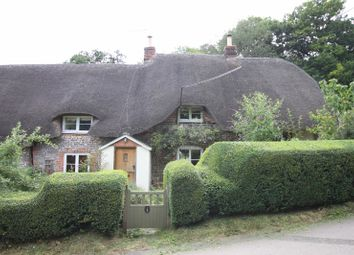 Thumbnail 3 bed cottage for sale in Chute Cadley, Andover, Wiltshire
