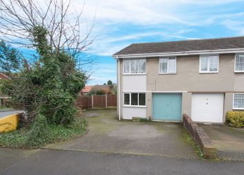 3 bed semi-detached house for sale in Herondale Road, Norton, Stourbridge DY8