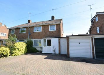 Thumbnail 3 bedroom semi-detached house for sale in Boxted Road, Hemel Hempstead