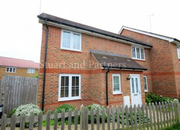 Thumbnail 3 bed semi-detached house to rent in Oaktree Drive, Hassocks