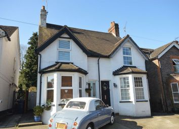 Thumbnail 2 bed semi-detached house for sale in Lower Road, Grayswood, Haslemere