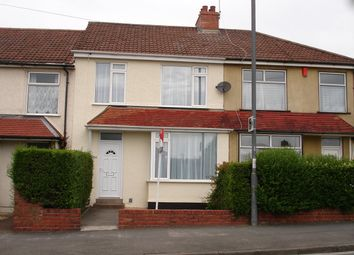 Thumbnail 3 bedroom terraced house to rent in Filton Avenue, Horfield, Bristol