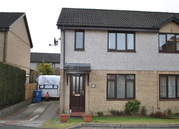 Thumbnail 3 bed semi-detached house for sale in Braeside Park, Mid Calder