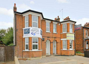 Thumbnail 2 bed flat to rent in Watling Street, Radlett, Hertfordshire