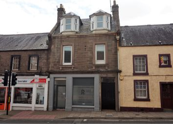 Thumbnail 2 bedroom maisonette for sale in West High Street, Forfar
