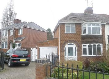 Thumbnail 3 bed property to rent in Lytton Avenue, Penn, Wolverhampton