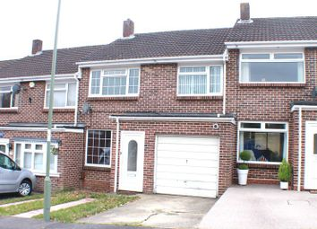 Thumbnail 3 bed terraced house for sale in Wildern Close, Locks Heath, Southampton