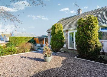 Thumbnail 3 bed bungalow for sale in Ffordd Penrhwylfa, Prestatyn