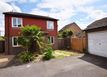 Thumbnail 2 bed terraced house to rent in Houghton Close, Hampton