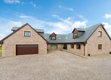 Thumbnail 5 bed detached house for sale in Leetown, Glencarse, Perth, Perthshire