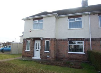 Thumbnail 3 bed semi-detached house to rent in Mapletoft Avenue, Mansfield Woodhouse, Mansfield, Nottinghamshire