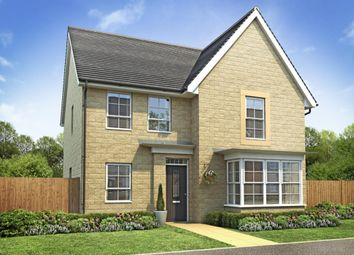 "Thumbnail 4 bed detached house for sale in ""Cambridge"" at Quernmore Road, Lancaster"