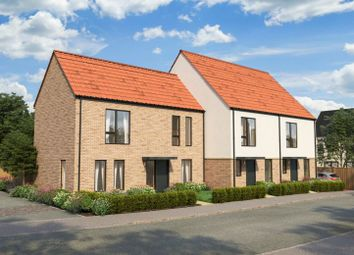 Thumbnail 2 bedroom terraced house for sale in Cross Farm, Wedmore