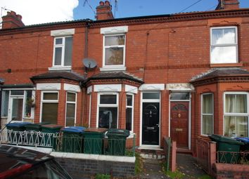 Thumbnail 2 bed terraced house to rent in Kingston Road, Coventry