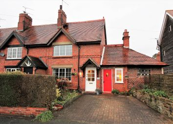 Thumbnail 2 bed end terrace house for sale in New Houses, Pentre, Chirk, Wrexham