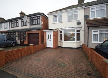 Thumbnail 2 bed end terrace house for sale in Recreation Avenue, Romford, Essex