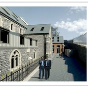 Thumbnail 2 bedroom town house for sale in Windsor Lofts, Windsor Road, Barry, Vale Of Glamorgan