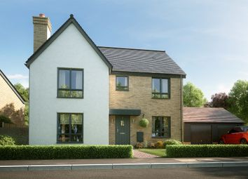 Thumbnail 4 bedroom detached house for sale in Cawdle Meadows, Little Thetford, Ely