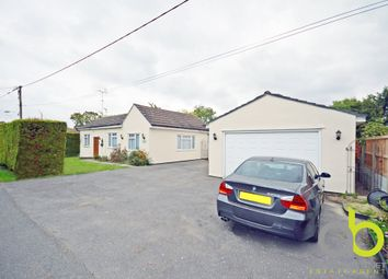 Thumbnail 3 bed detached bungalow for sale in Hertford Drive, Fobbing, Stanford-Le-Hope